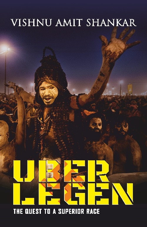 UBER LEGEN -The Quest To Superior Race