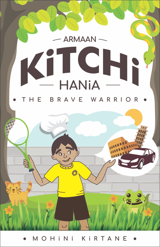 Armaan Kitchi Hania -The Brave Warrior